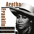 Aretha Franklin - What You See Is What You Sweat album