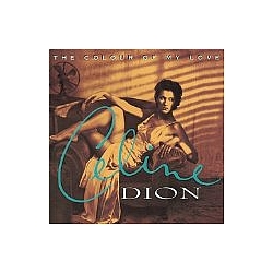 Celine Dion - The Colour Of My Love album
