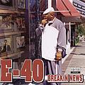 E-40 - Breakin News album