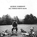 George Harrison - All Things Must Pass [Disc 1] альбом