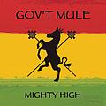 Gov't Mule - Mighty High album