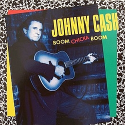 Johnny Cash - Boom Chicka Boom альбом
