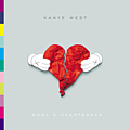 Kanye West - 808's & Heartbreak album