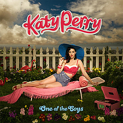 Katy Perry - One Of The Boys album