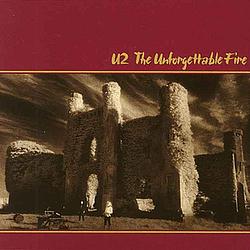 U2 - The Unforgettable Fire album