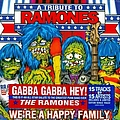 U2 - We're A Happy Family - A Tribute To Ramones album