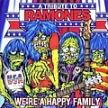Red Hot Chili Peppers - We're A Happy Family - A Tribute To Ramones album