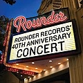 Robert Plant - Rounder Records' 40th Anniversary Concert album