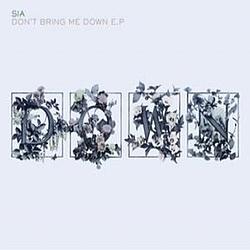 Sia - Don't Bring Me Down album
