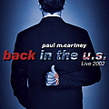 Paul McCartney - Back in the U.S. Live 2002 (disc 1) album