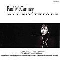Paul McCartney - All My Trials album
