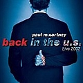 Paul McCartney - Back in the U.S. Live 2002 album