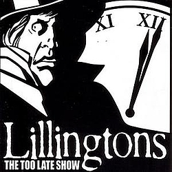 The Lillingtons - The Too Late Show album