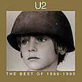 U2 - The Best of 1980-1990 album