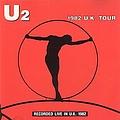U2 - U2 1982 U.K. Tour album