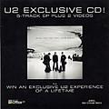 U2 - 5 Track EP album