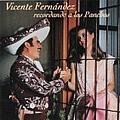Vicente Fernandez - Recordando a los Panchos album