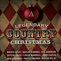 Waylon Jennings - A Legendary Country Christmas album