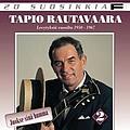 Tapio Rautavaara - 20 Suosikkia / Juokse sinä humma album