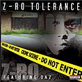 Z-Ro - Z-Ro Tolerance album
