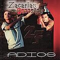 Zacarias Ferreira - Adios album