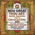 Carrie Underwood - How Great Thou Art: Gospel Favorites Live From The Grand Ole Opry album
