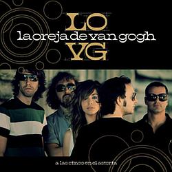 La Oreja De Van Gogh - A Las Cinco En El Astoria album