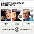 George Jones - Country Superstars Biggest Hits: Johnny Cash/Willie Nelson/George Jones album