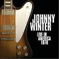 Johnny Winter - Live In america 1978 album