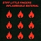 Stiff Little Fingers - Inflammable Material album