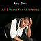 Lee Carr - All I Want For Christmas album