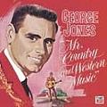 George Jones - Mr Country & Western Music album