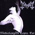 Mayhem - Mediolanum Capta Est альбом