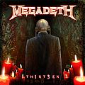 Megadeth - TH1RT3EN album
