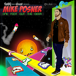 Mike Posner - One Foot Out The Door album