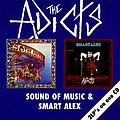 The Adicts - The Sound of Music / Smart Alex album