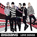 Big Bang - Love Songs album