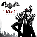 Daughtry - Batman: Arkham City album