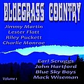 Porter Wagoner - Blue Grass Country Vol. 1 album