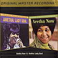 Aretha Franklin - Lady Soul & Aretha Now (Gold Disc) album