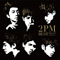 2PM - 2PM BEST 2008-2011 in Korea album