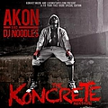 Akon - The Koncrete Mixtape album