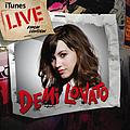 Demi Lovato - iTunes Live from London album