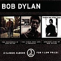 Bob Dylan - The Freewheelin' Bob Dylan/The Times They Are A-Changin/Another Side Of Bob Dylan album