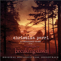 Christina Perri - A Thousand Years album