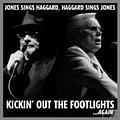 George Jones - Kickin' Out the Footlights...Again album
