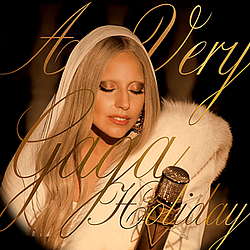 Lady GaGa - A Very Gaga Holiday album