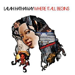 Lalah Hathaway - Where It All Begins album