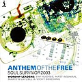 Matt Redman - Live 2003: Anthem of the Free album