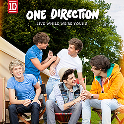 One Direction - Live While We're Young album